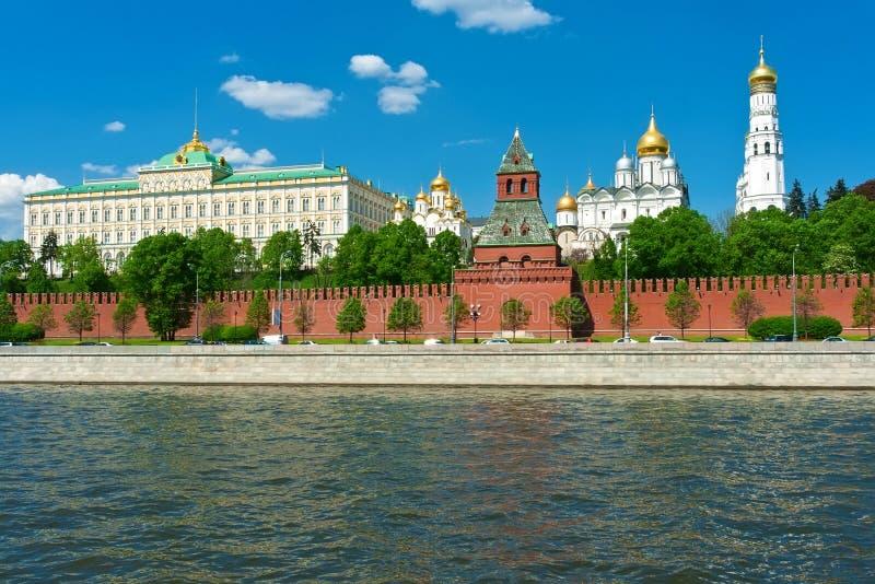 Moscú el Kremlin imagen de archivo