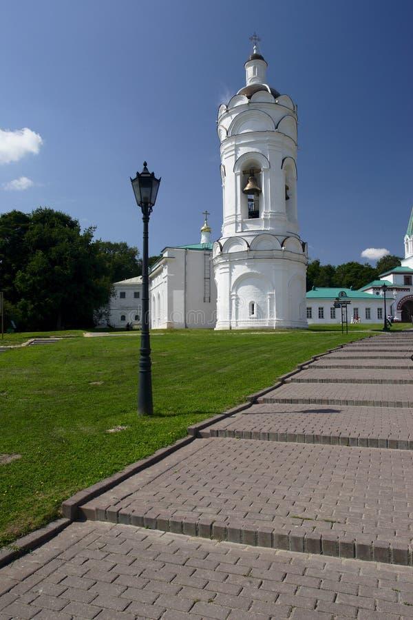 Moscú. Kolomenskoe. imagen de archivo