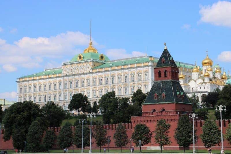 Moscú Kremlin fotos de archivo libres de regalías