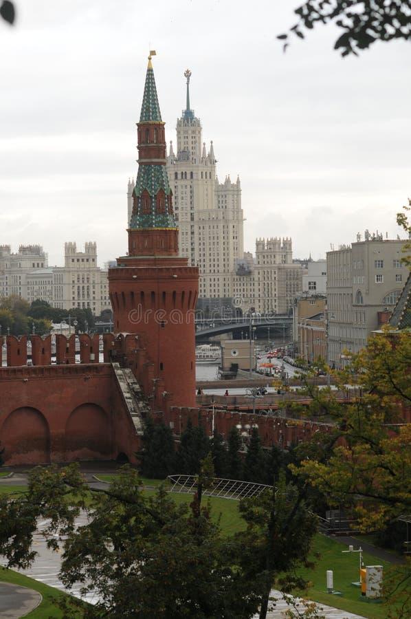 Moscú Kremlin foto de archivo