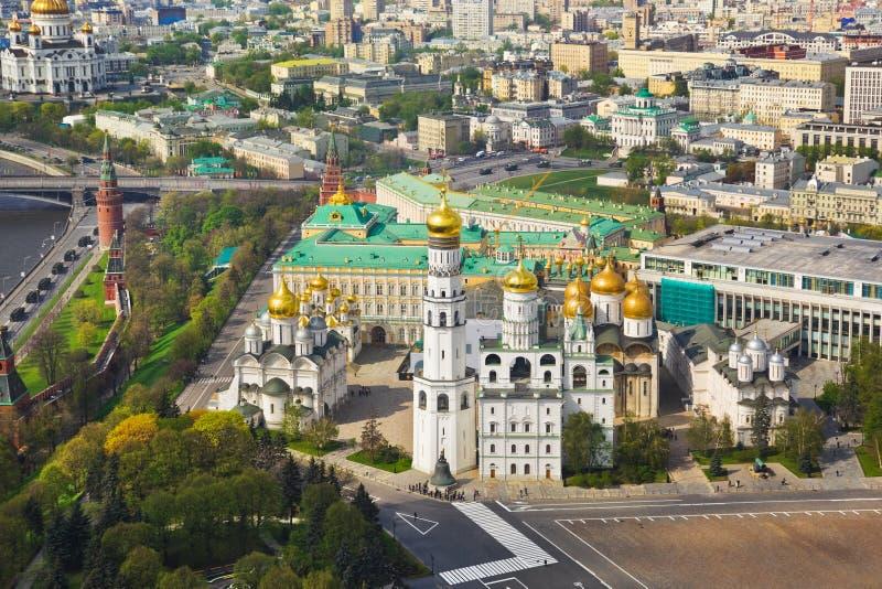Moscú Kremlin - Rusia imagen de archivo