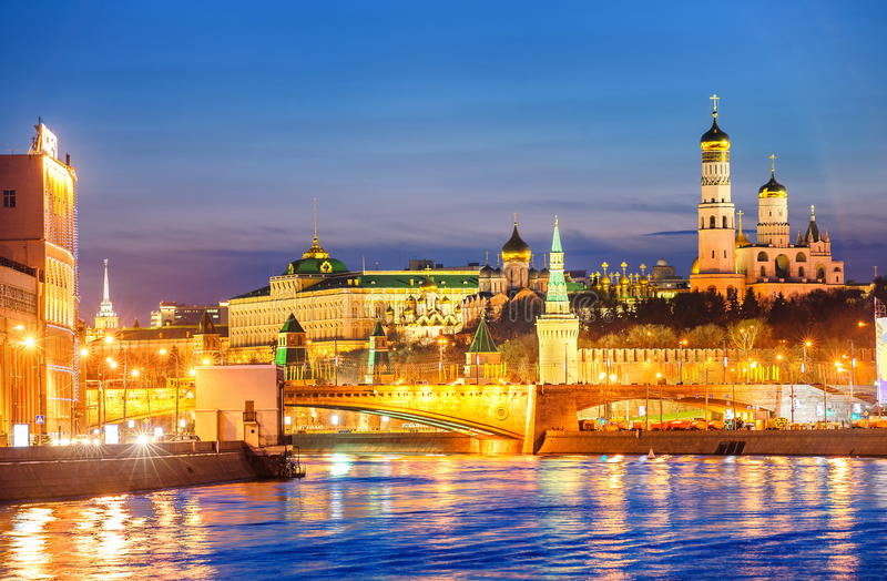 Moscú, Rusia imágenes de archivo libres de regalías