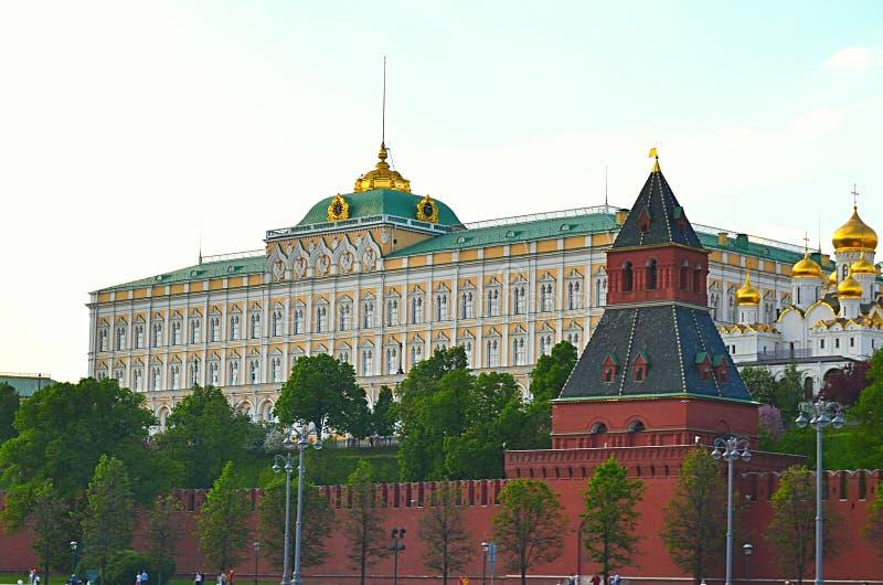 Moscú, Rusia, ciudad, 2018, megalópoli, Putin, la Plaza Roja, foto de archivo