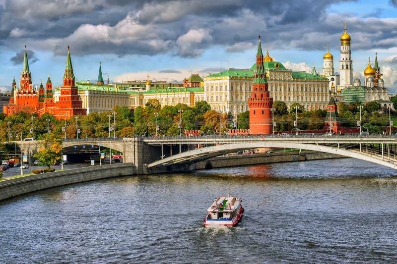 Mosc? Kremlin, Rusia imagen de archivo