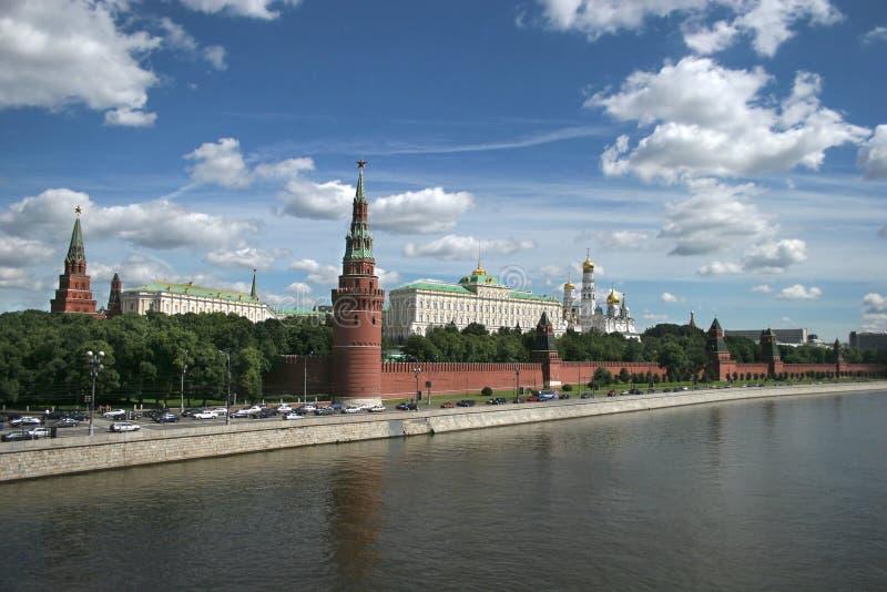 Mosca il Kremlin immagine stock