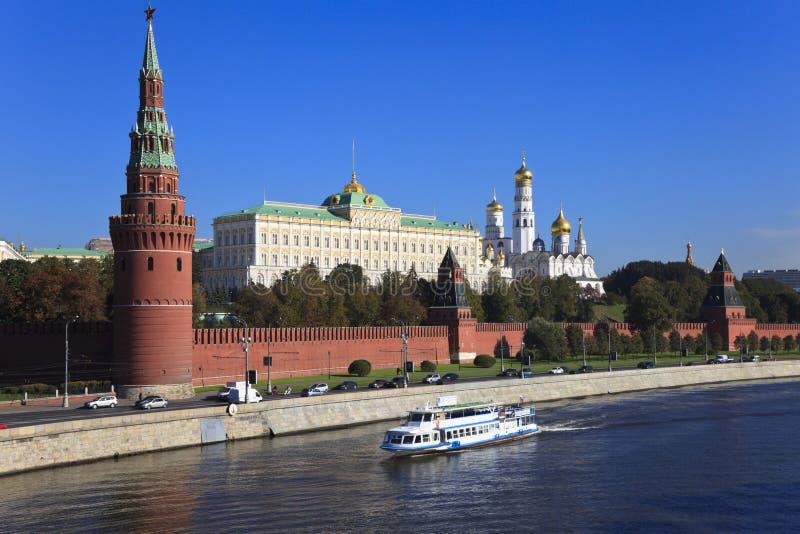 Mosca Kremlin, Russia. fotografie stock libere da diritti