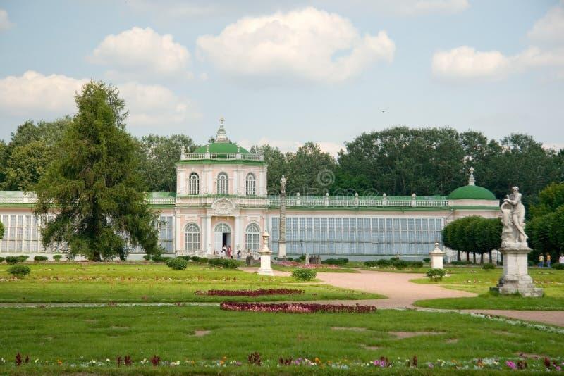 Mosca. Kuskovo fotografie stock