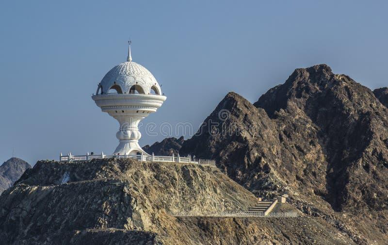 Moscato, Oman fotografia stock