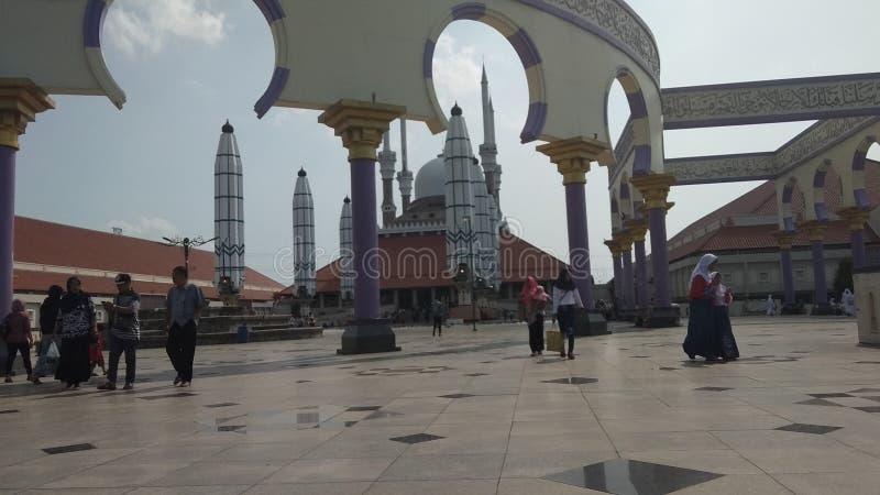 Moschea fotografia stock