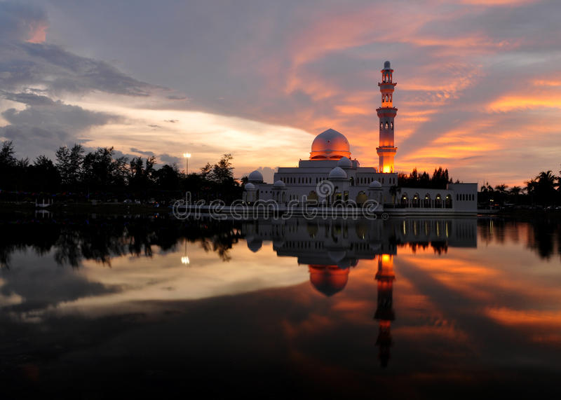 Moschea. fotografia stock libera da diritti