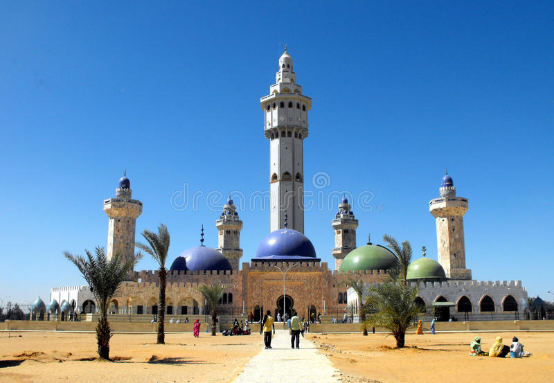Moschea. fotografia stock