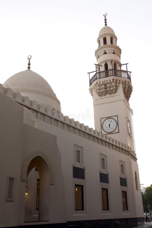 Moschea in Bahrain immagine stock libera da diritti