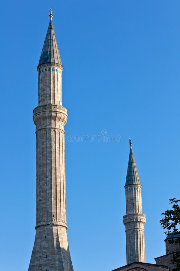 Moschea blu, Instanbul immagini stock
