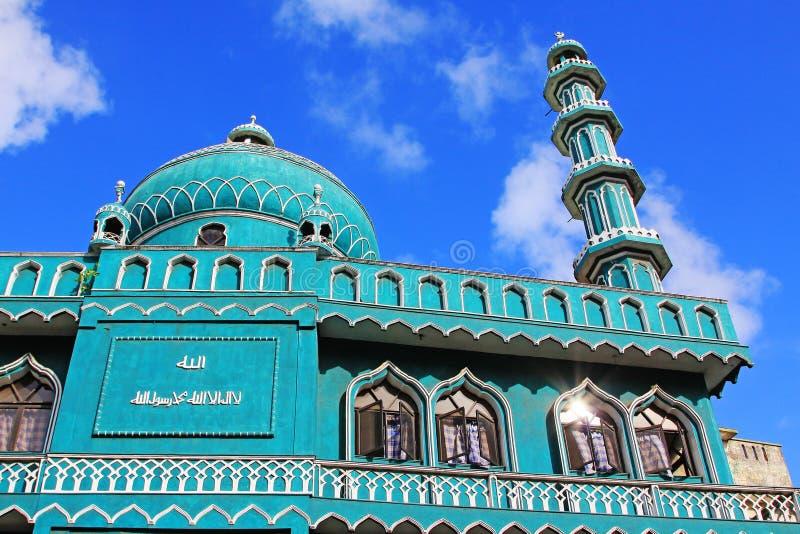 Moschea a Colombo, Sri Lanka immagine stock libera da diritti