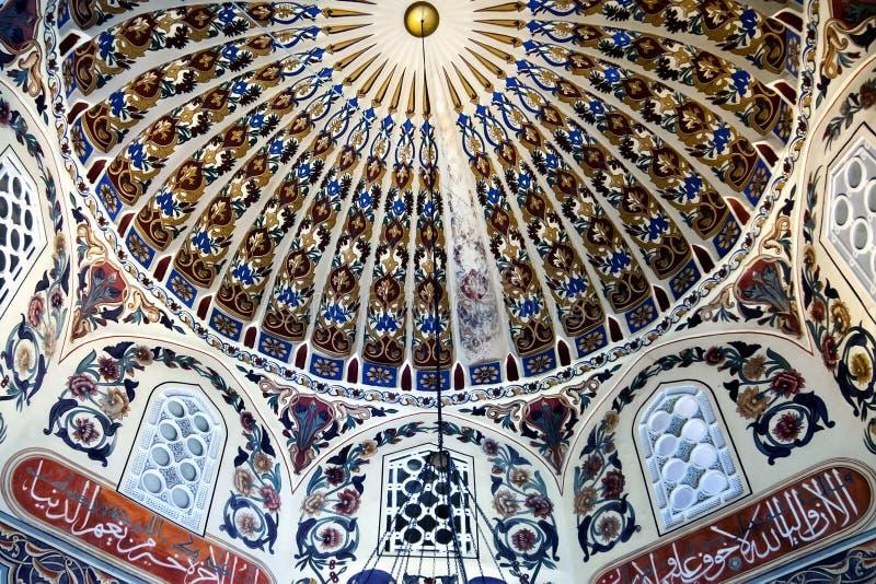 Moschea del sultano dell'emiro, Bursa fotografia stock