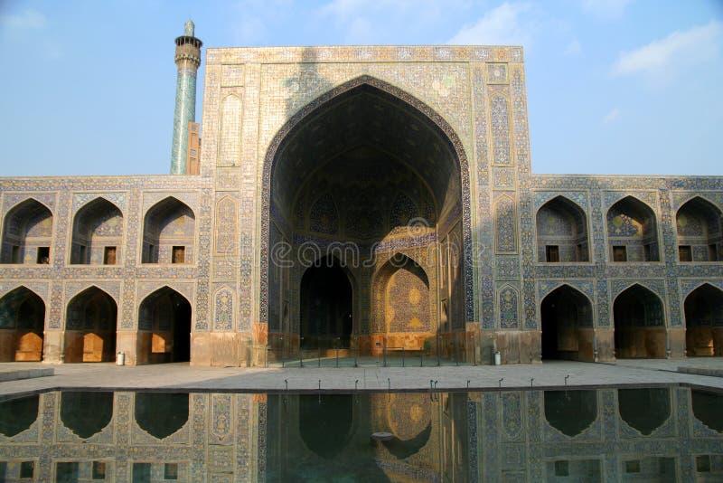 Moschea dell'imam immagini stock libere da diritti