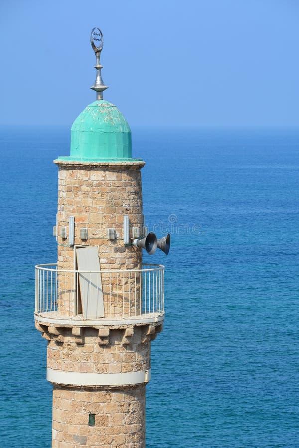 Moschea di Al-Bahr fotografia stock