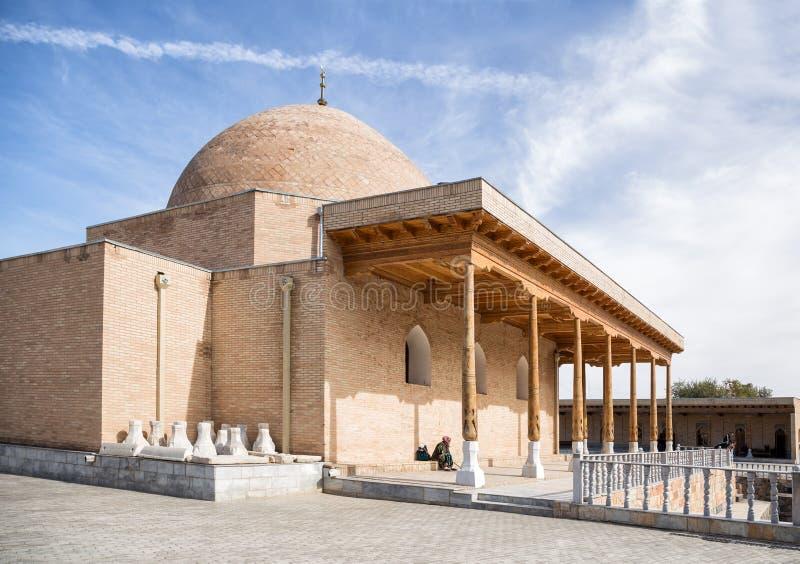 Moschea di Djuma, Nurata fotografia stock libera da diritti
