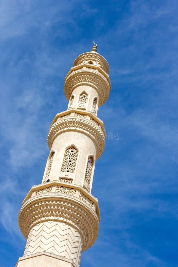 Moschea di EL Mina immagine stock libera da diritti
