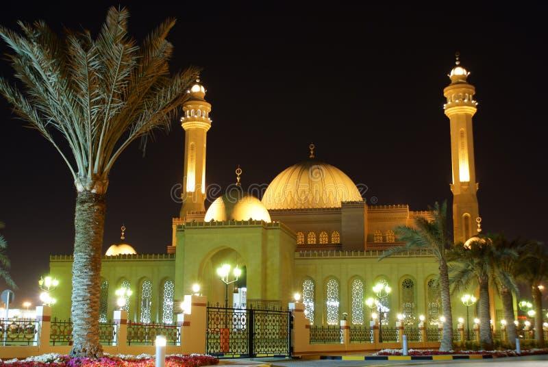Moschea di Fateh di Al fotografia stock