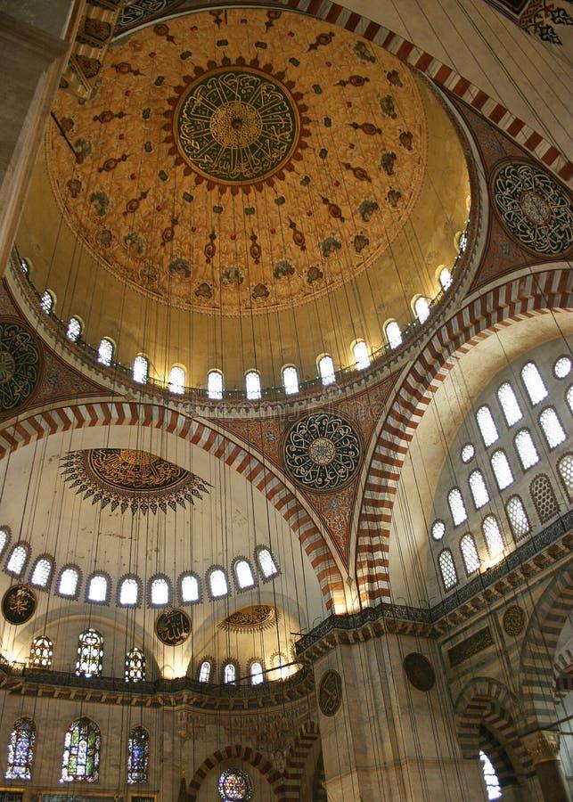 Moschea di Hagia Sophia fotografia stock libera da diritti