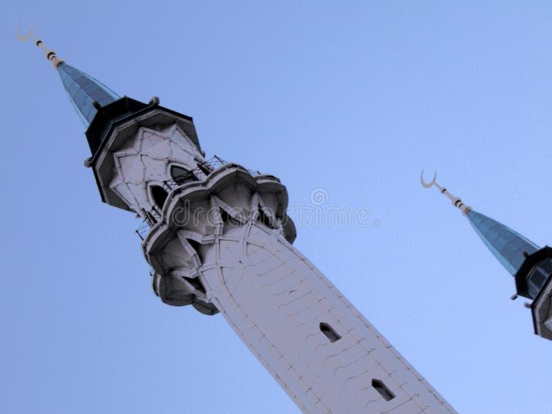 Moschea di Kazan fotografie stock