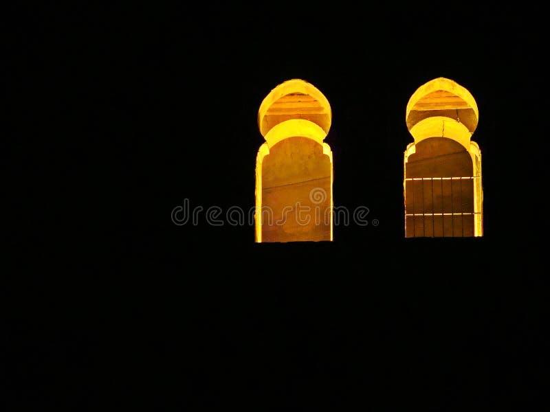 Moschea di Koutoubia, Marrakesh immagini stock
