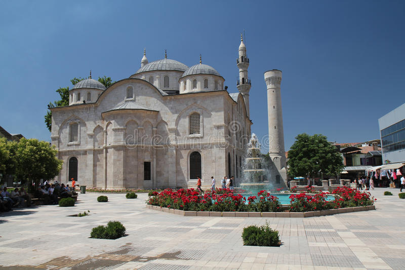 Moschea di Malatia, Turchia fotografia stock libera da diritti