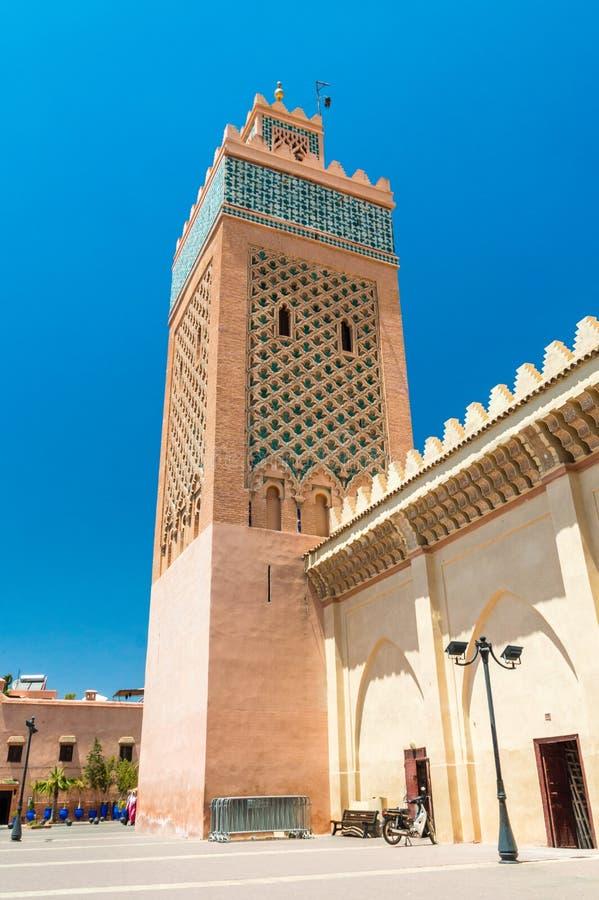 Moschea di Moulay El Yazid fotografia stock libera da diritti