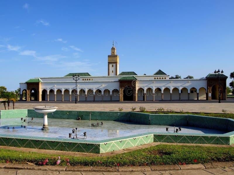 Moschea di Royal Palace fotografia stock