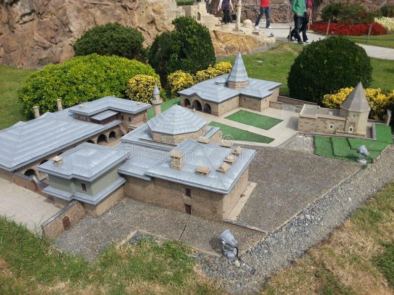 Moschea globale immagine stock libera da diritti