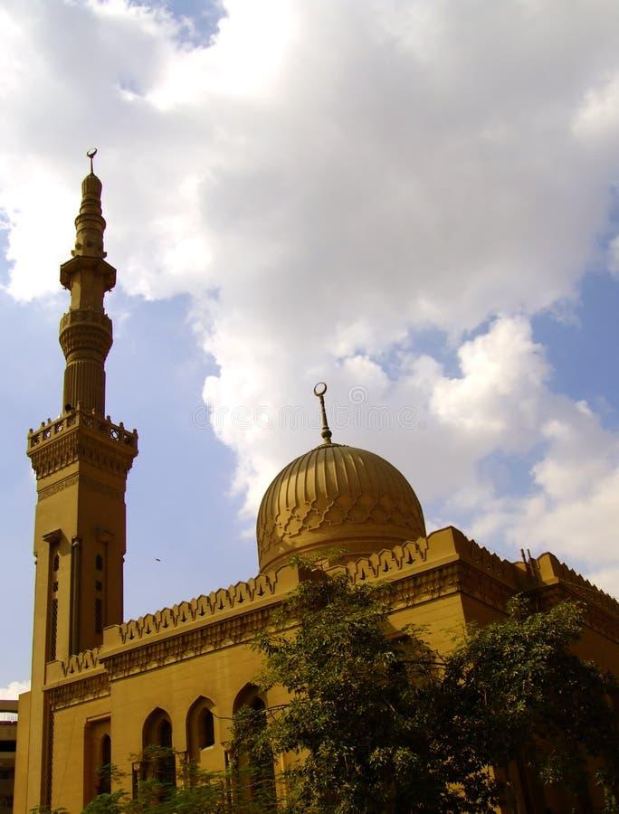 Moschea islamica 01 immagini stock libere da diritti