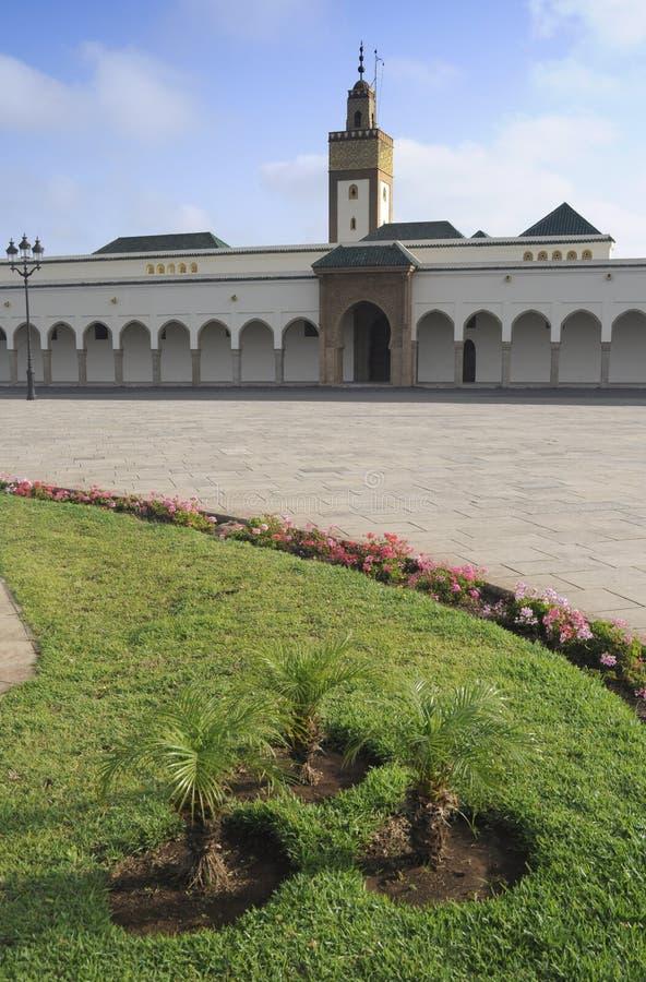 Moschea marocchina immagine stock