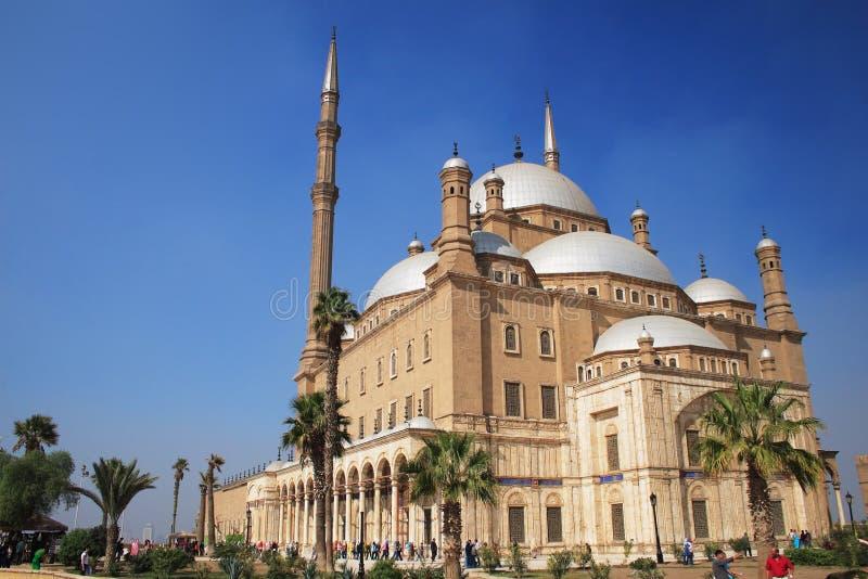 Moschea musulmana fotografie stock