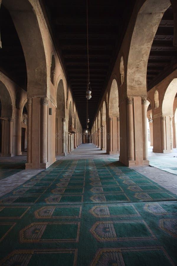 Moschea nell'Egitto fotografie stock