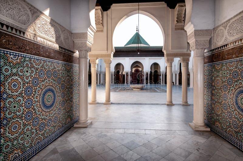 Moschea a Parigi Francia fotografie stock