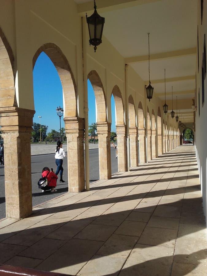 Moschea a Rabat fotografia stock libera da diritti