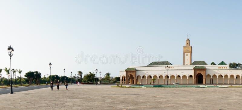 Moschea Rabat immagini stock