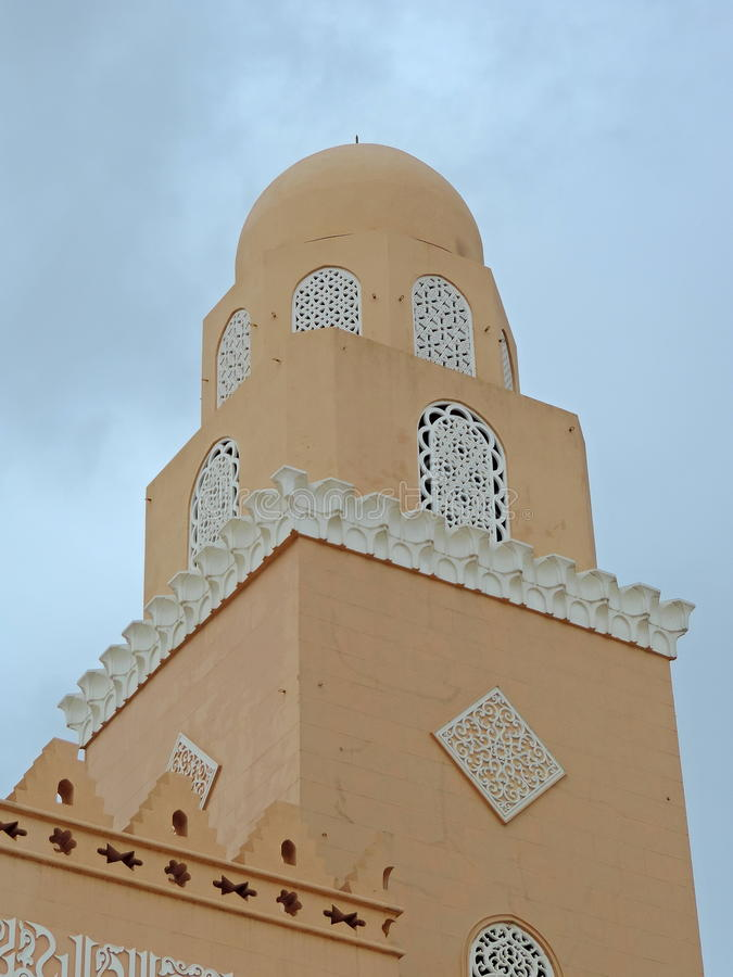 Moschea a Surat fotografie stock