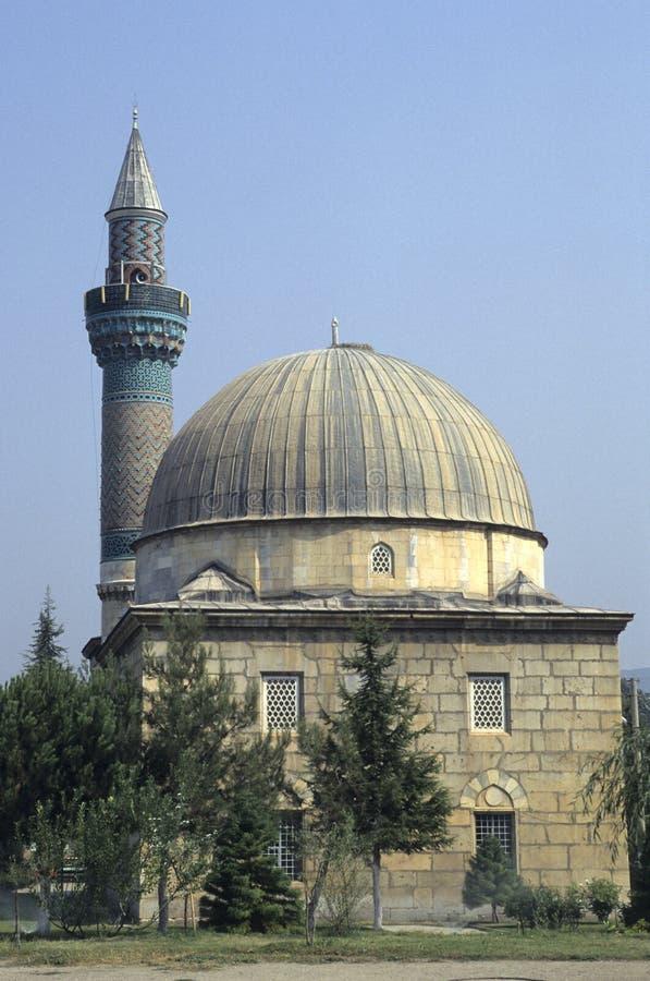 Moschea turca antica immagine stock libera da diritti