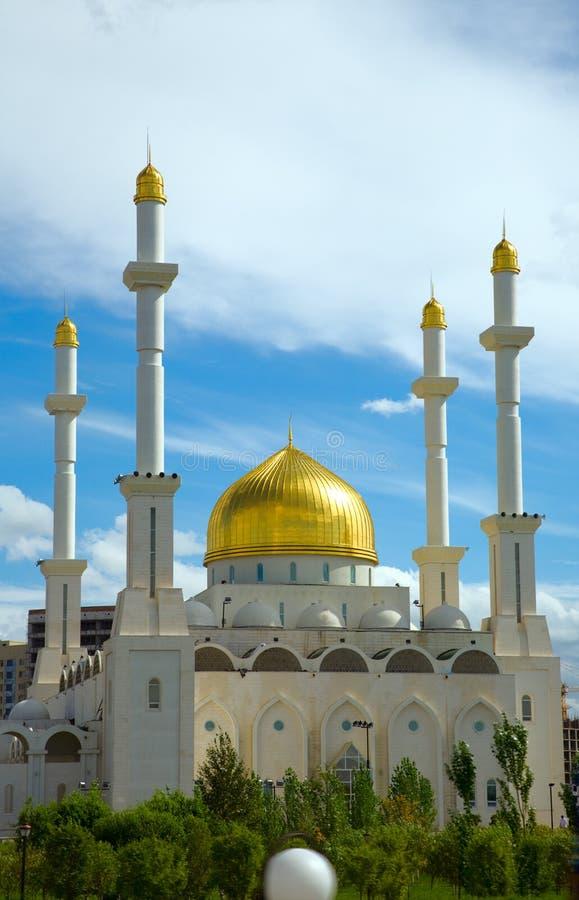 Moschee. stockfoto