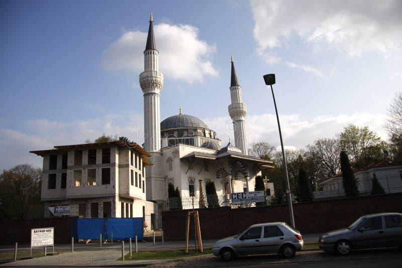 Moschee Berlin stockbilder