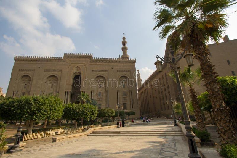 Moschee des Sultans Hassan lizenzfreies stockfoto