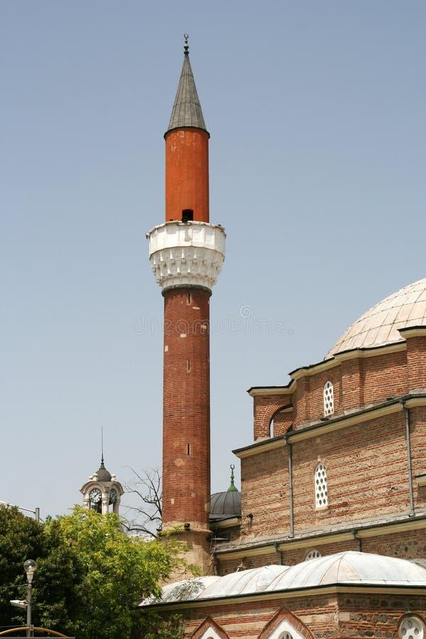 Moschee-Detail stockbild