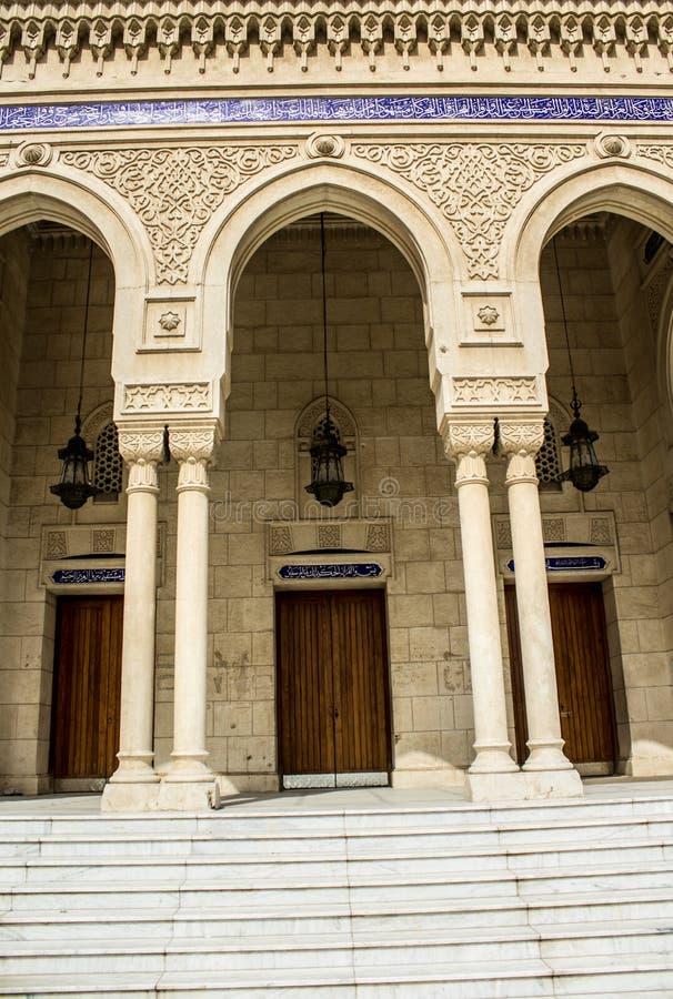 Moscheen-Um Al-tobool lizenzfreies stockfoto