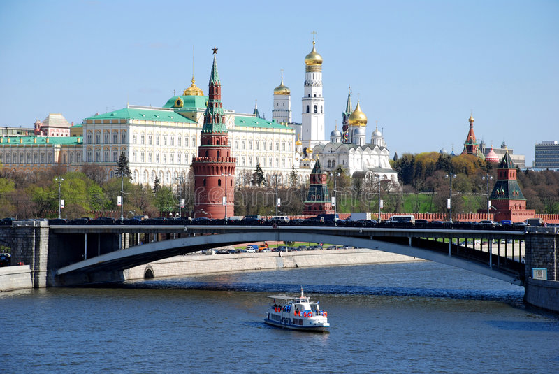 Moscou. photo stock