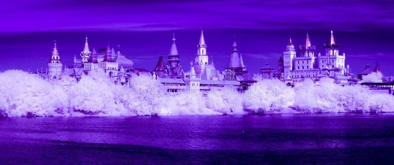 Moscou IR, Izmailovo kremlin fotos de stock royalty free