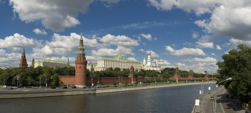 Moscou. Kremlin image stock