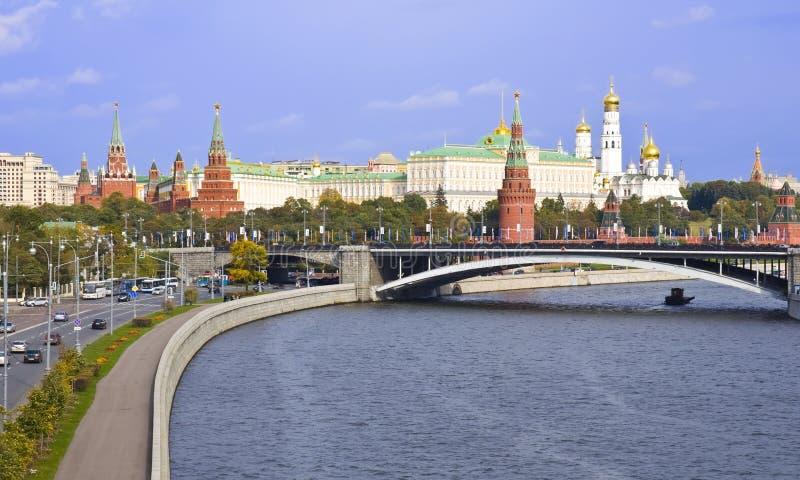 Moscovo kremlin imagem de stock