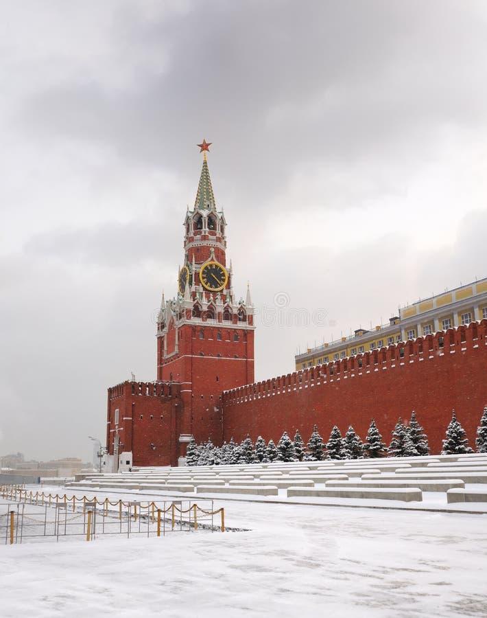 Moscovo. Kremlin imagens de stock